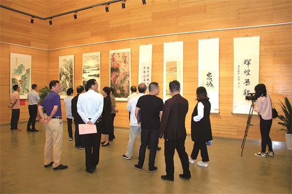 益阳市政协庆祝两个70周年系列活
