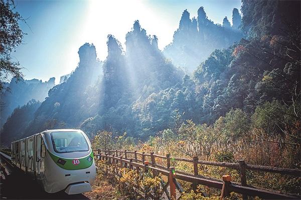 """奋进新时代——演绎""""山水旅游第一股""""的浪漫与传奇"""